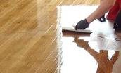 Gap filling & Finishing services provided by trained experts in Floor Sanding West Sussex